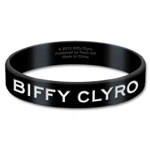 Brățară de Silicon Biffy Clyro Logo