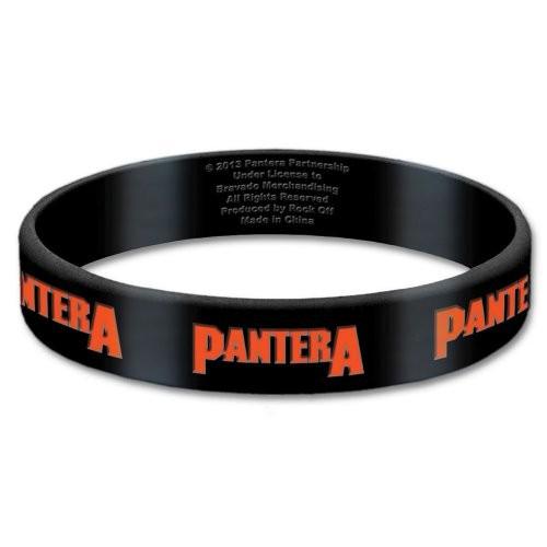 Brățară de Silicon Pantera Logo