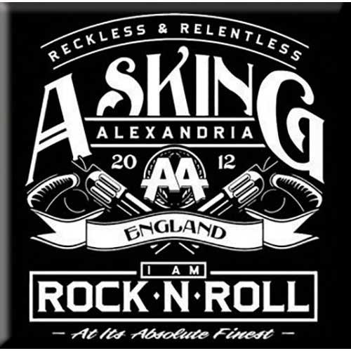 Magnet Asking Alexandria Rock n' Roll
