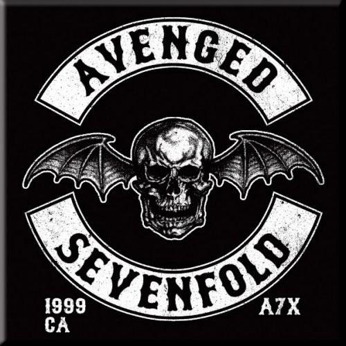 Magnet Avenged Sevenfold Death Bat Crest