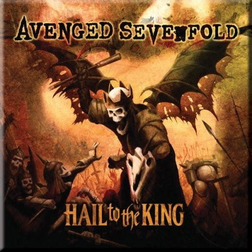 Magnet Avenged Sevenfold Hail to the King