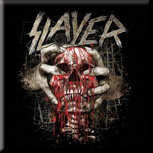 Magnet Slayer Skull Clench