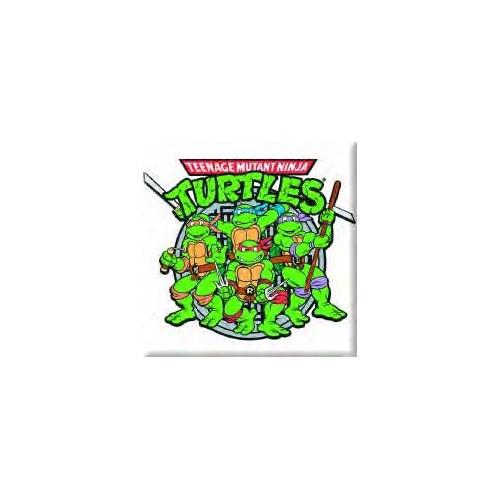 Magnet Teenage Mutant Ninja Turtles Group Graphic
