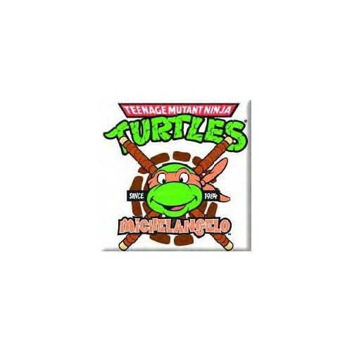 Magnet Teenage Mutant Ninja Turtles Michelangelo