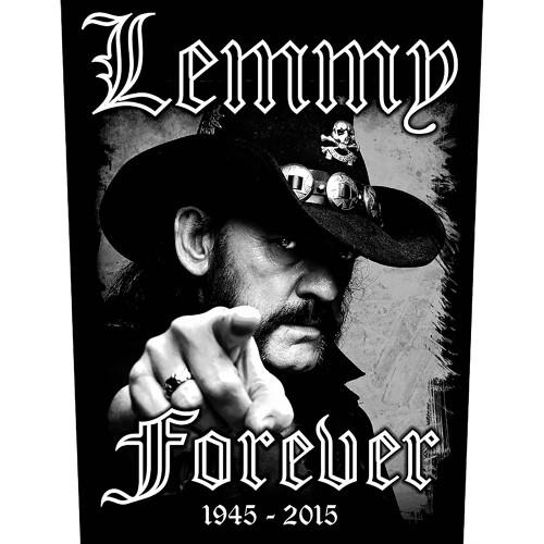 Back Patch Lemmy Forever