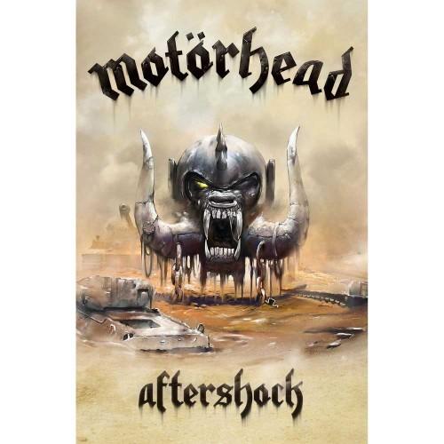 Poster Textil Motorhead Aftershock