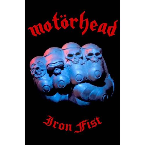 Poster Textil Motorhead Iron Fist