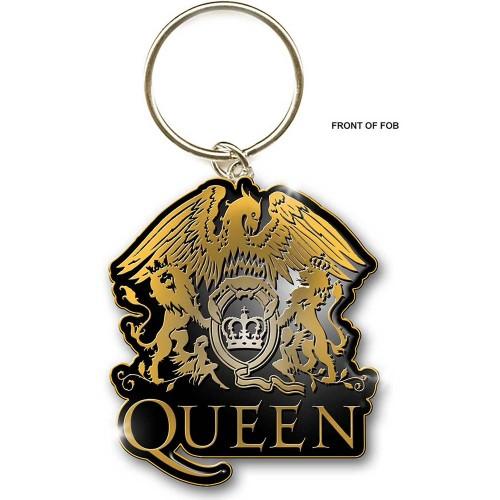 Breloc Queen Gold Crest