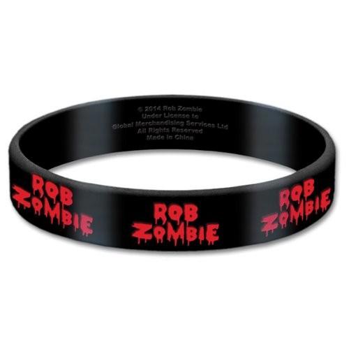 Brățară de Silicon Rob Zombie Logo