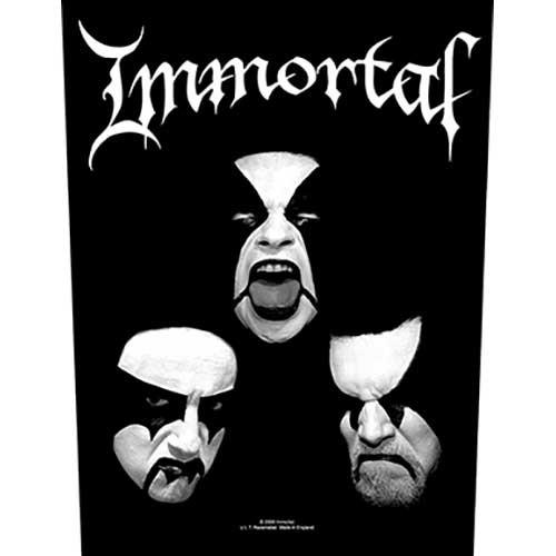 Back Patch Immortal Blashyrkh