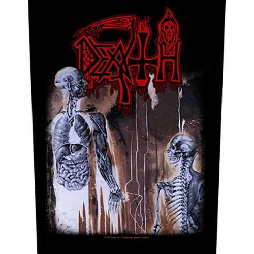 Back Patch Death Human