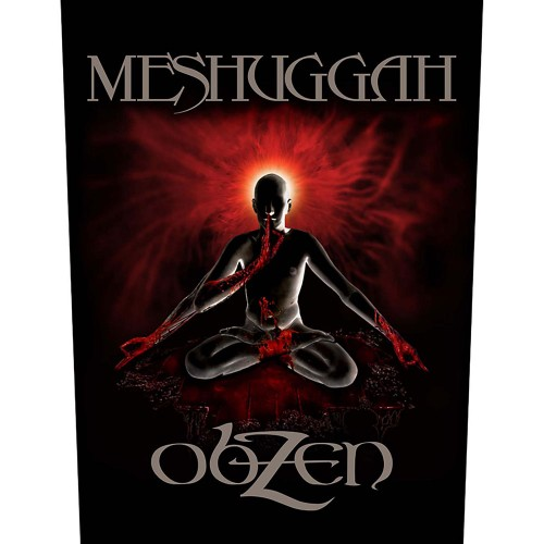 Back Patch Meshuggah Obzen