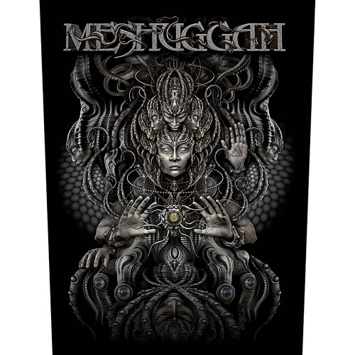 Back Patch Meshuggah Musical Deviance