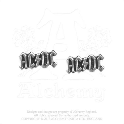 Cercei tip Cui AC/DC Logo