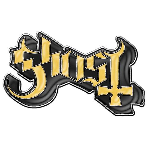 Insignă Ghost Logo
