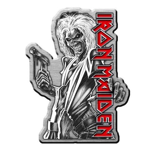 Insignă Iron Maiden Killers