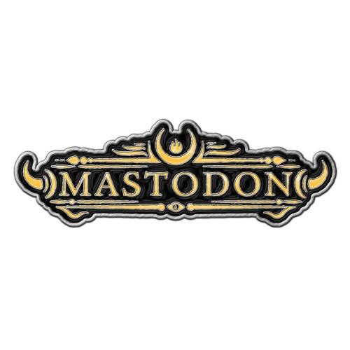 Insignă Mastodon Logo