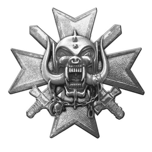 Insignă Motorhead Bad Magic