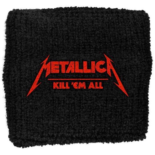 Sweatband Metallica Kick 'Em All