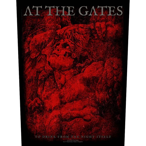 Back Patch At The Gates To Drink From the Night Itself