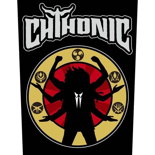 Back Patch Chthonic Deity