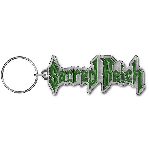 Breloc Sacred Reich Logo