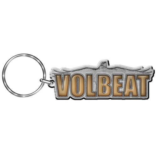 Breloc Volbeat Raven Logo