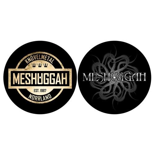 Set Slipmaturi Meshuggah Crest/Spine