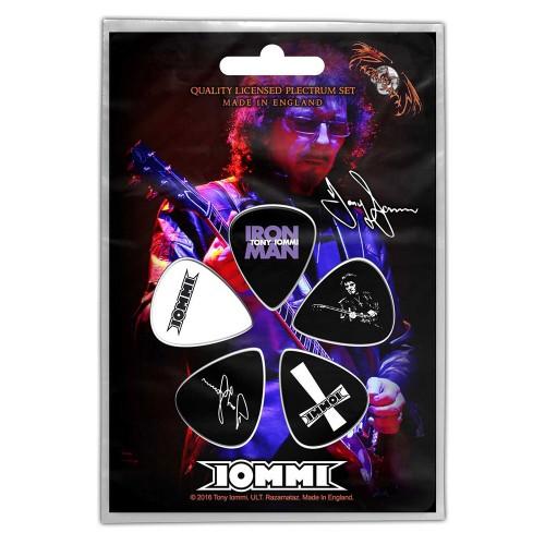 Set Pene Chitară Tony Iommi Iommi