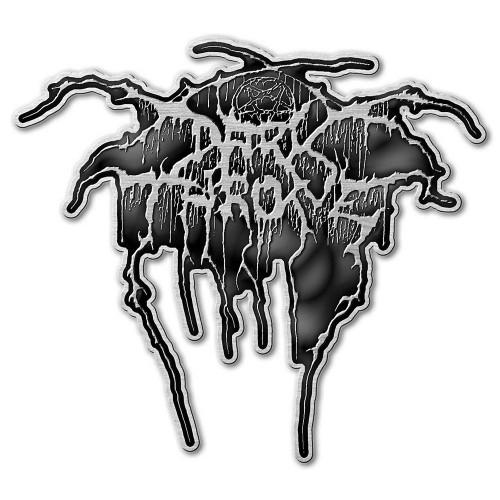 Insignă Darkthrone Logo