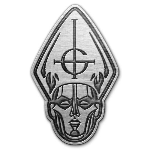 Insignă Ghost Papa Head