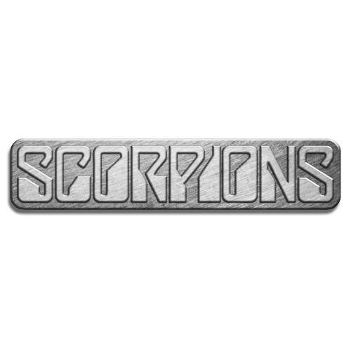 Insignă Scorpions Logo