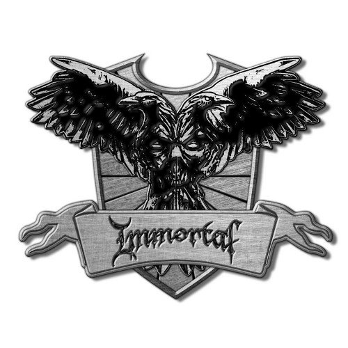 Insignă Immortal Crest