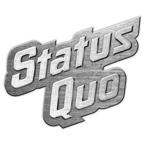 Insignă Status Quo Logo
