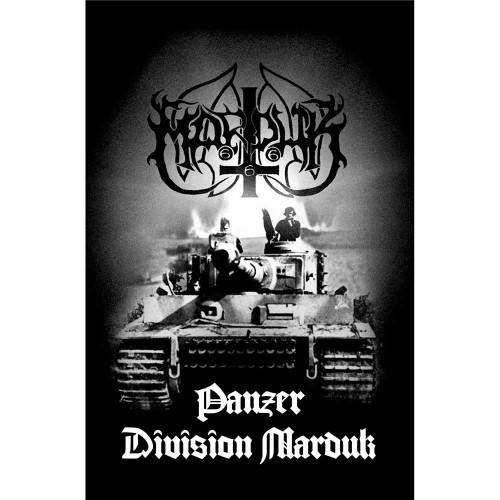 Poster Textil Marduk Panzer Division