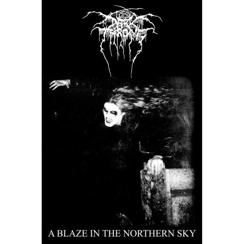 Poster Textil Darkthrone A Blaze In The Northern Sky