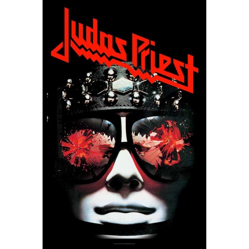 Poster Textil Judas Priest Hell Bent For Leather