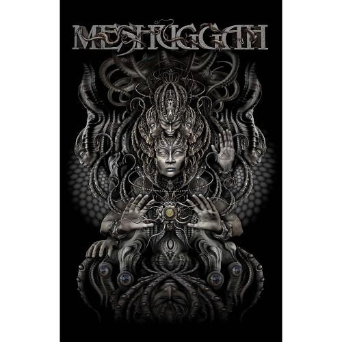 Poster Textil Meshuggah Musical Deviance