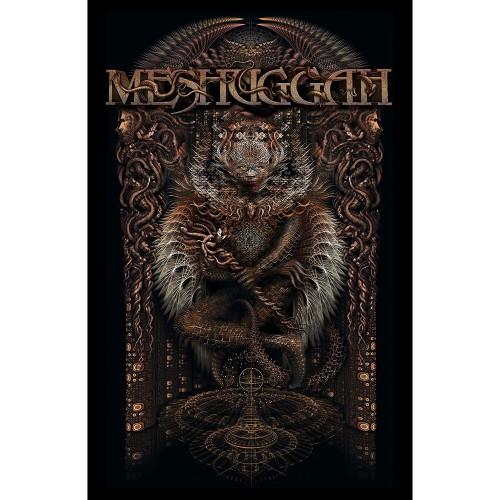 Poster Textil Meshuggah Gateman