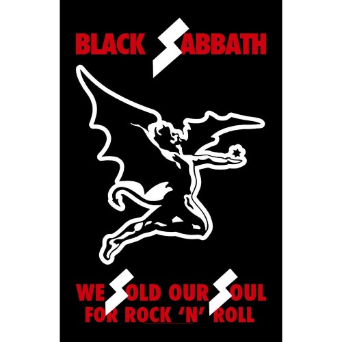 Poster Textil Black Sabbath We Sold Our Souls