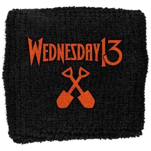 Sweatband Wednesday 13 Logo