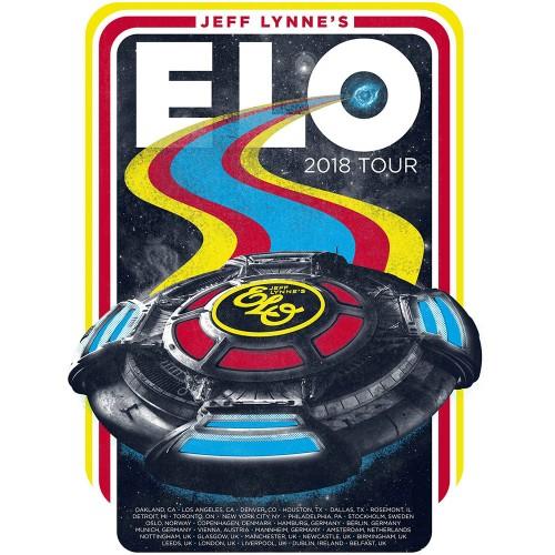 Poster ELO 2018 Tour