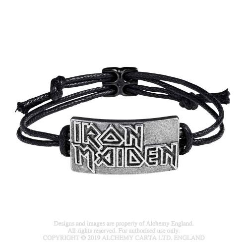 Brățară Iron Maiden Logo
