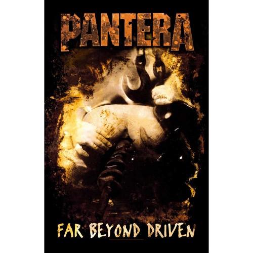 Poster Textil Pantera Far Beyond Driven
