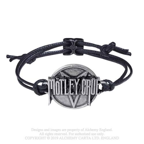 Brățară Motley Crue Pentagram Disc