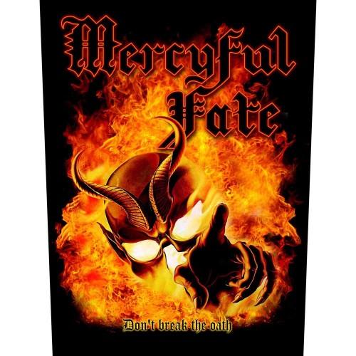 Back Patch Mercyful Fate Don't Break The Oath