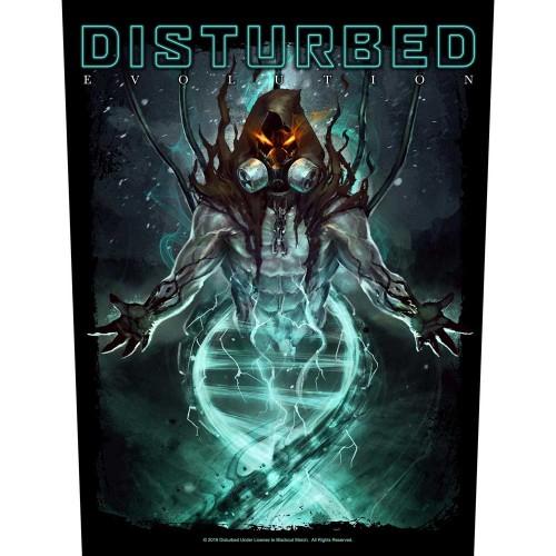 Back Patch Disturbed Evolution