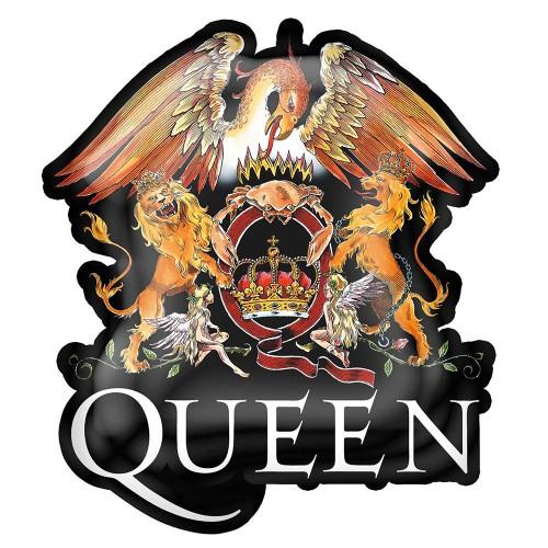 Insignă Queen Crest