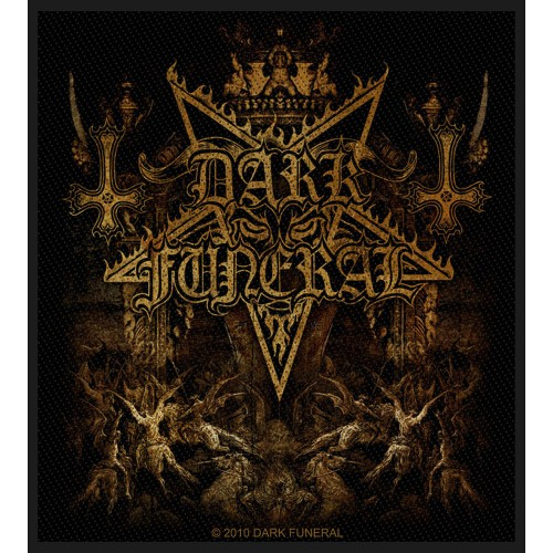 Patch Dark Funeral Ineffable Kings