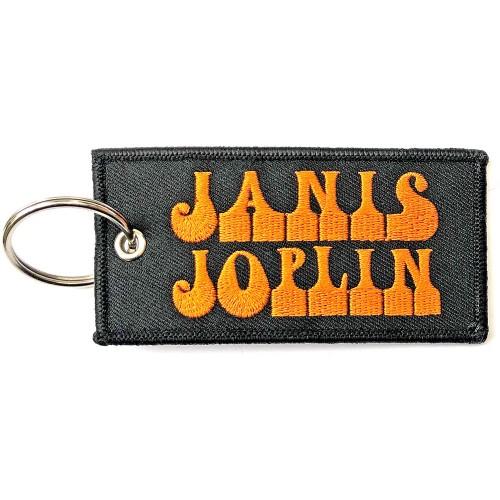 Breloc Janis Joplin Logo